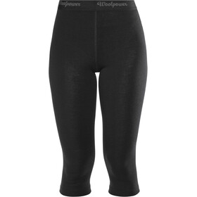 Woolpower Lite Undertøj Damer, black